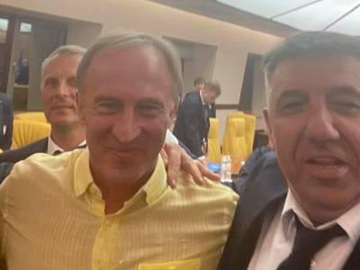 Исполком УАФ назначил Петракова и.о. главного тренера сборной Украины по футболу