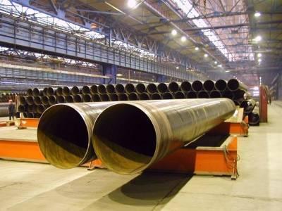 Узбекистан запустит в Беларуси производство стальных труб