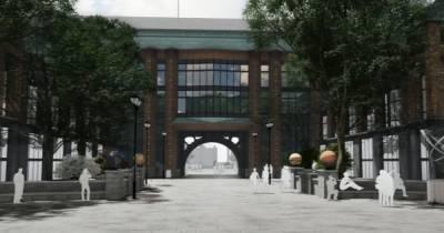 Правительство поддержало заявку на строительство кампуса БФУ им. Канта