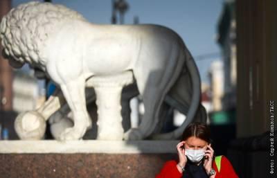 Петербург вновь стал лидером по суточному COVID-приросту в стране