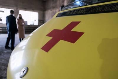 В Волгограде ВАЗ сбил 5-летнего мальчика с отцом на электросамокате