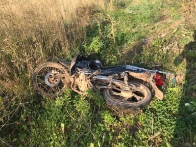 В ДТП на скутере пострадал 31-летний житель Удмуртии