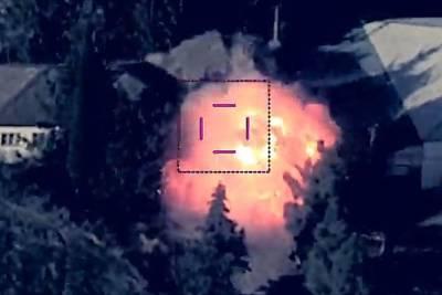 БПЛА ГПС Азербайджана во время Отечественной войны уничтожили более 290 вражеских объектов