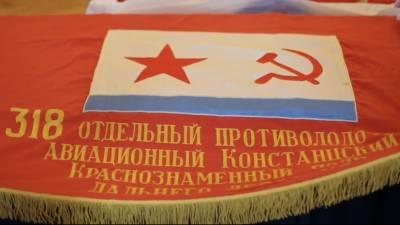 В ЮВО доставили более 30 боевых знамён времён Великой Отечественной войны