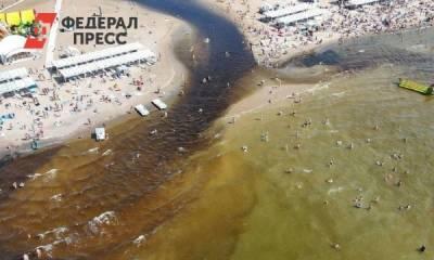 Власти Анапы запретили купаться в «черном» море