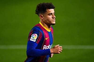 Барселона готова дать Коутиньо еще один шанс