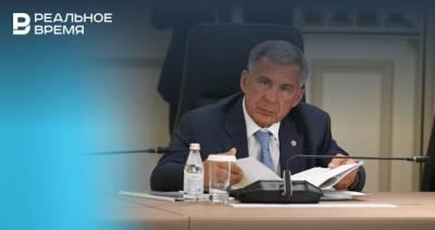 Товарооборот Татарстана и Казахстана в первом полугодии 2021 года вырос на 34%