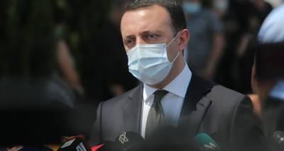 """""""Его ждут галстуки и тюрьма""""- премьер о возвращении Саакашвили в Грузию"""
