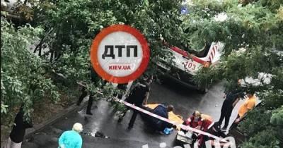 Мужчину избили и застрелили в Киеве в ходе криминальных бизнес разборок, — СМИ (фото, видео)