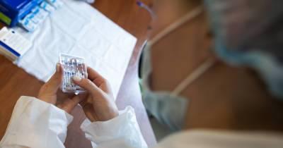 В Калининградскую область поступило более 30 тысяч доз вакцины «Спутник Лайт»