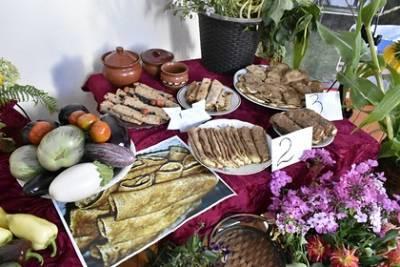 Жителей Новгородской области угостили древнерусскими блюдами