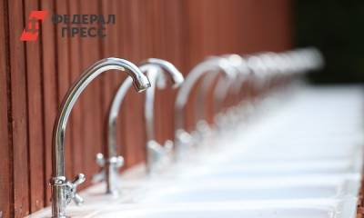 Несколько тысяч жителей Барнаула лишились горячей воды