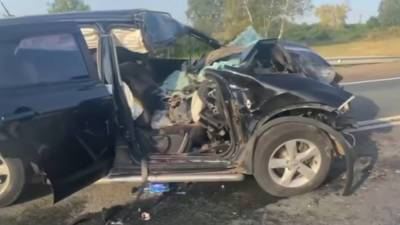 В Башкирии из-за пьяного водителя пострадали двое детей и женщина