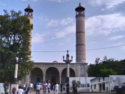 Представители азербайджанской диаспоры побывали в Шуше (ФОТО)
