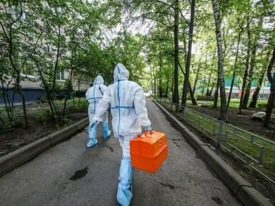 В оперштабе обновили информацию по эпидобстановке в районах Смоленской области