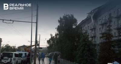 Сегодня вечером в Татарстане ожидается гроза и сильный ветер
