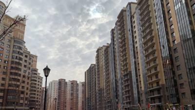 Строительство жилья в Петербурге достигло впечатляющих темпов