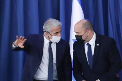 Яир Лапид: против локдаунов, за открытие школ 1 сентября