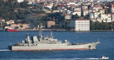 В НАТО назвали условие для атаки по кораблю ВМФ России в Черном море