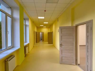 Ремонт завершился в школе №171 Автозаводского района