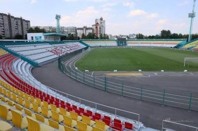 Как стадион «Металлург» готовится принимать матч Кубка России