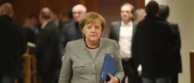 Bloomberg: Германия не будет останавливать работу «Северного потока-2» из-за позиции США