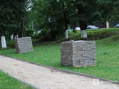 13 общественных пространств благоустроили в Нижнем Новгороде
