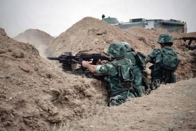 На границе Армении и Азербайджана вспыхнул бой