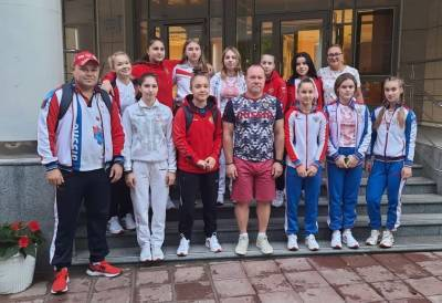 Сахалинская тяжелоатлетка Вероника Мазалова выступит на первенстве Европы