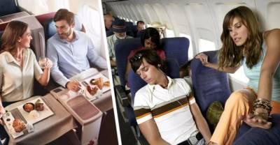 Стюардесса раскрыла секрет, как бесплатно пересесть из эконома в бизнес-класс