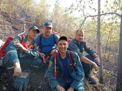 «Хотелось, чтобы было по-другому»: Сотрудники МЧС Башкирии рассказали, как борются с лесными пожарами