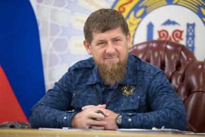Рамзан Кадыров поздравил нижегородцев с 800-летием города
