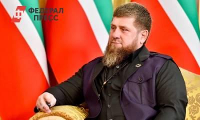 Глава Чечни Рамзан Кадыров поздравил нижегородское правительство с 800-летием города
