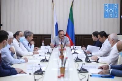 В 2021 году на развитие Дербента планируется направить 6,3 млрд рублей