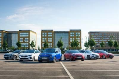 Какие корейские автомобили лучше всего продаются в России в 2021 году? ТОП-10 моделей