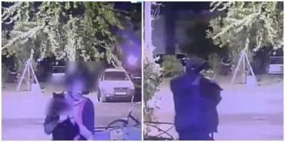 Мужчина напал на свою девушку с отвёрткой, когда она попыталась забрать котика
