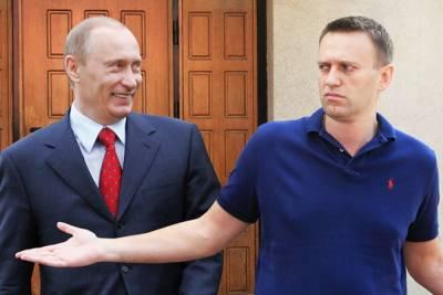 Навальный потребовал от Запада ввести санкции против приближенных Путина