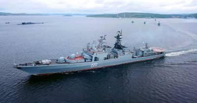 Северный флот следит за маневрами НАТО в Норвежском море