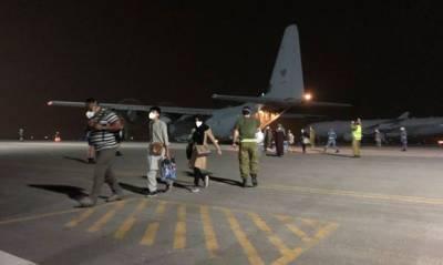 США эвакуировали почти 9 тысяч человек из Афганистана