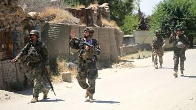Силы сопротивления талибам взяли под контроль три района в Афганистане