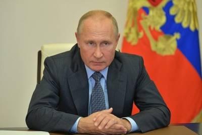 Путин рассказал Меркель о транзите газа через Украину