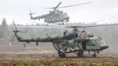 Около 200 тыс. военных примут участие в стратегических учениях «Запад-2021»