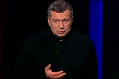 Соловьев: «Почему же Меркель так вписывается за Навального»