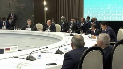 В Киргизии состоялась встреча глав правительств стран Евразийского экономического союза