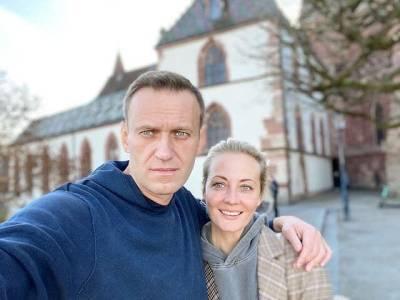 """""""Это так классно – гордиться своим близким человеком каждую секунду"""". Навальная написала пост про мужа"""