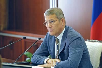 Жители Уфы массово обратились к Радию Хабирову