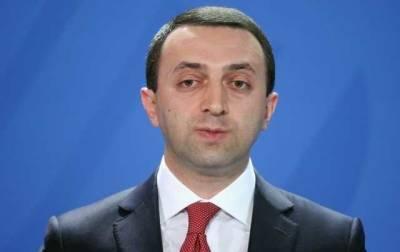 Премьер Грузии прилетит на саммит Крымской платформы