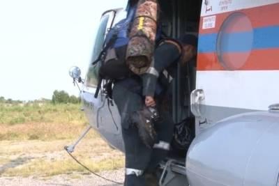 На Камчатке эвакуировали тела погибших на вулкане туристов