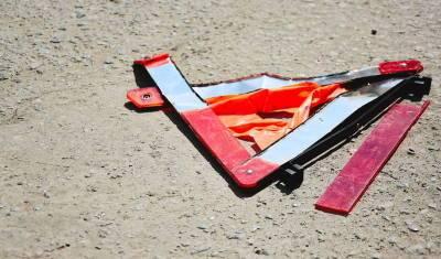 В Башкирии иномарку сбил тепловоз — двое человек погибло