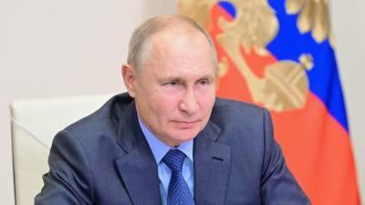 Путин 22 августа обсудит с членами «Единой России» инициативы россиян